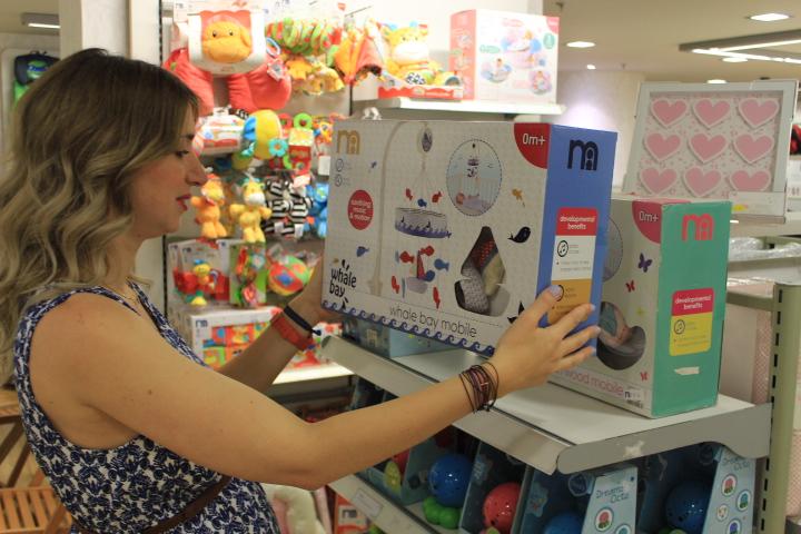 b9ec7892252 ... τα βρεις στα καταστήματα mothercare και θα στολίσουν την κούνια του  μωρού σου ενώ ταυτόχρονα θα το κοιμίζουν τα βράδια, με τη μικρή τους  κίνηση, ...
